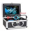 """Frete Grátis! Eyoyo 30 m Infared LED cam Câmera De Vídeo Subaquática De Pesca Fish Finder 7 """"Color Monitor de HD 1000TVL HD CAM"""