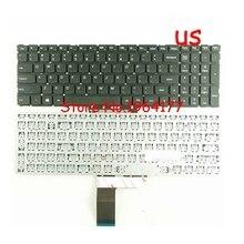 Новая клавиатура для ноутбука lenovo IdeaPad 700-15ISK 700-15 без подсветки Черный