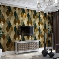 Papel De Parede 3d Wallpaper Rolls Papel De Parede Sprinkle Gold Murals Damask Wall Paper Roll