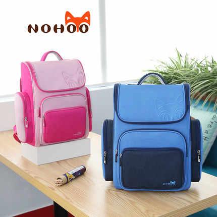 f08edd7e360c NOHOO School bags for teenage girls boys Protect spine Waterproof stranger  things pusheen soy luna tomorrowland