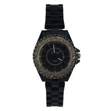 Sbao Mujer 2016 Relojes de Marca de Lujo De Cerámica Negro Señoras Reloj Resistente Al Agua Relojes De Mujer De La Marca De Lujo