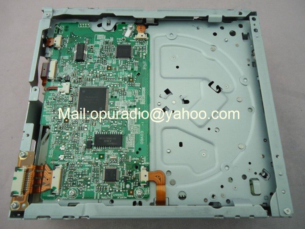 Matsushita 6 компакт-диск механизм для subru Mazda Chevrolet Toyota автомобильный cd-чейнджер радио MP3 WMA тюнер