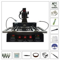 Infrared SMT SMD Rework Soldering Stations M770 BGA Repair Machine with 184pcs 80MM 90MM stencils