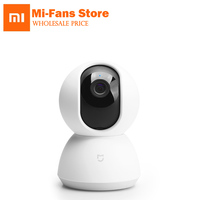 Xiaomi Mijia Smart Night Vision Webcam 360 Angle Panoramic 720P WiFi IP Camera Pan Tilt Version