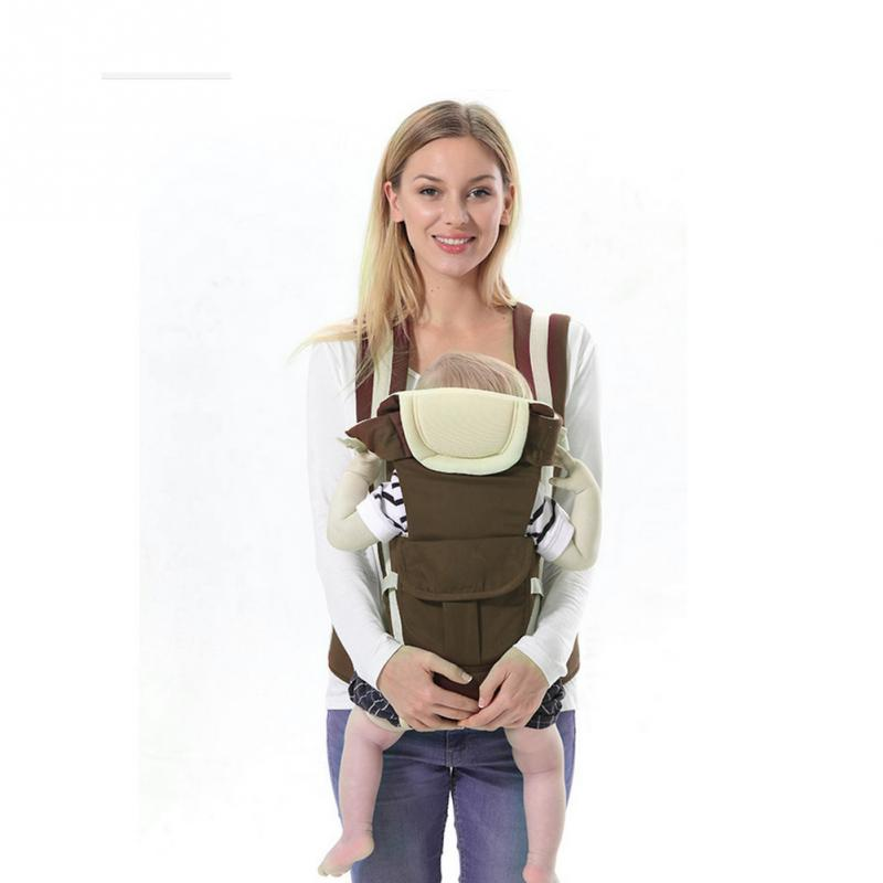 Backpacks & Carriers Breathable Cotton Baby Carrier Sling Infant Carrier Backpack Pouch For Kangaroo Fashion Mummy Newborn Ergonomic Infant Travel New Varieties Are Introduced One After Another