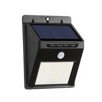 Waterproof 16 LED Solar Light Solar Power PIR Motion Sensor LED Garden Light Outdoor Pathway Sense