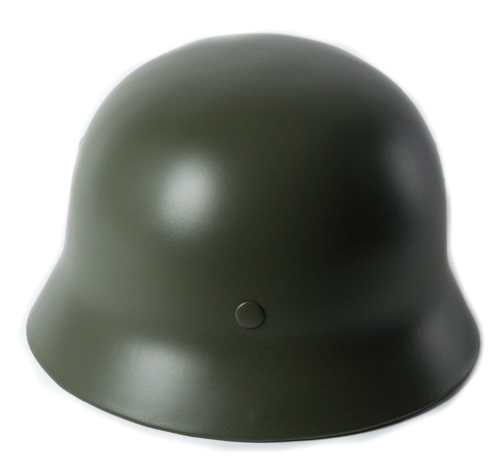 Strahlhelm Us 87 69 Wwii Ww2 German Elite Wh Army M35 Stahlhelm M1935 Steel Helmet Green In Sports Souvenirs From Sports Entertainment On Aliexpress