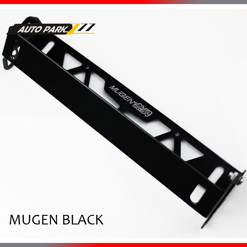 wholesale black car plate holderaluminum adjustable japanese car license platelicense plate frame