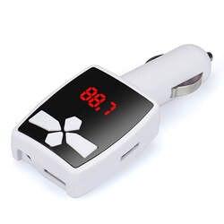Авто-Стайлинг Лидер продаж MP3 плеер Беспроводной FM передатчик модулятор Автомобильный Bluetooth комплект громкой связи/USB/SD/MMC ЖК-дисплей