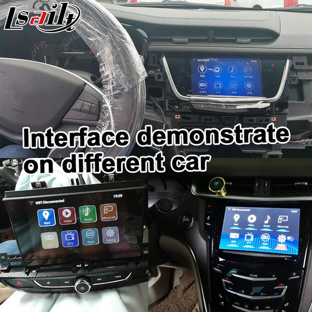 US $550 0 |Android navigation box for Opel Insignia etc intellilink & CUE  system video interface with Carplay GPS Vauxhall-in Vehicle GPS from