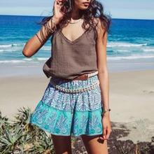 New Fashion Women Vintage Crop Top Deep V Neck Halter Crochet Tops Cotten Camisole Top