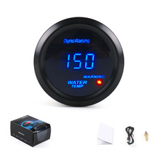 2  /52mm Digital Wideband Water Temp gauge/auto/ meter auto gauge/car meter/auto part/car part/air filter