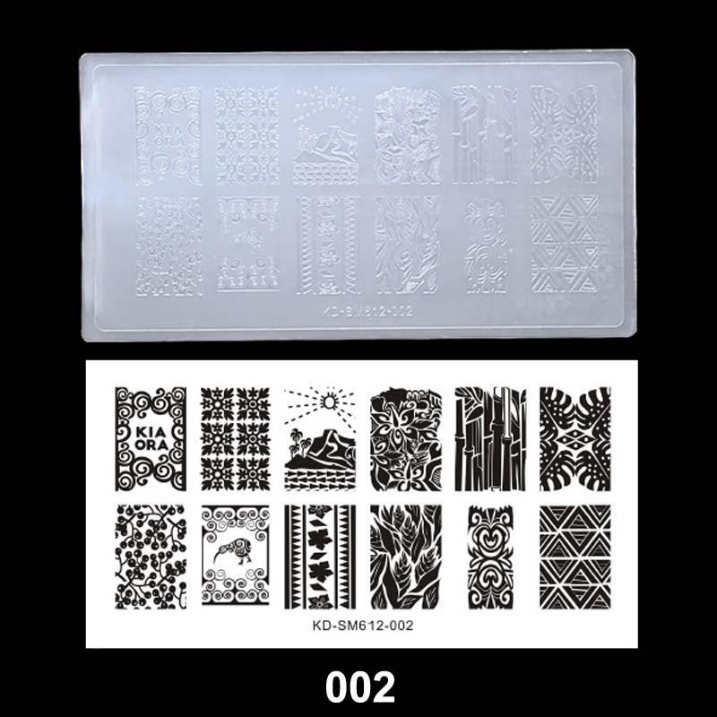 10 pcs Plástico Transparente Conjunto Da Arte