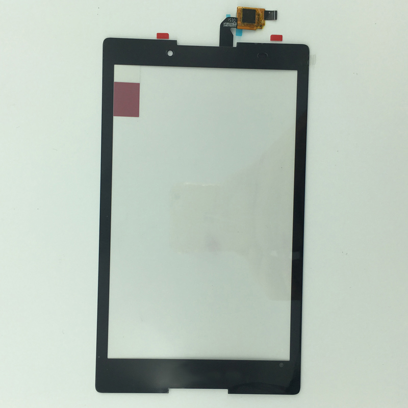 Galleria fotografica new 8 inch Touch Screen with Digitizer Panel Front Glass Lens For Lenovo Tab 2 A8-50F Tab2 A8-50LC A8-50
