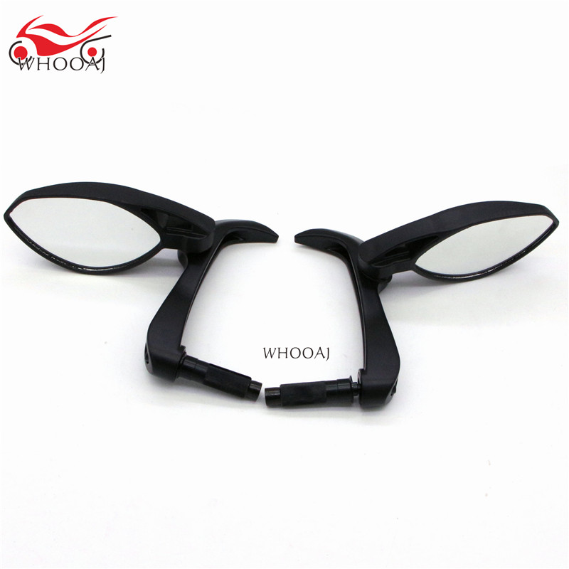 Motorcycle Rear View Side Mirrors Rearview Bar End cafe racer mirror For Ducati Panigale 899 916