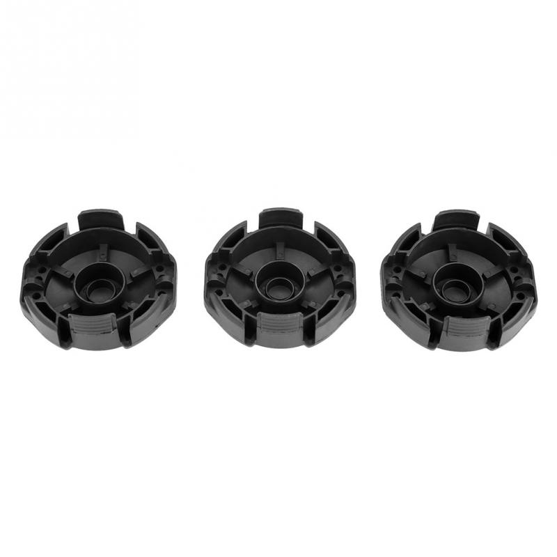 3pcs Grass Trimmer Head Cover Cap Replacement Accessory for SRM-266 SRM-266S SRM-266T Lawn Mower