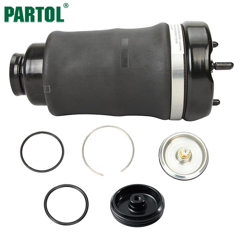Partol Rubber Front Air Suspension Spring Bags For Mercedes Benz GL320 GL350 GL450 GL550 ML320 ML350