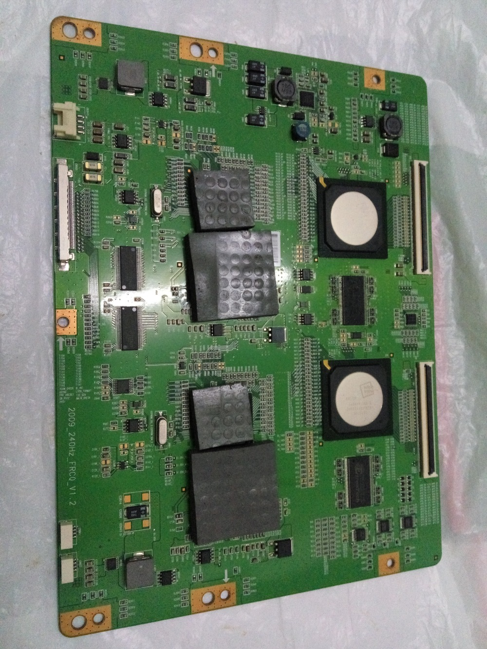 LOGIC BOARD 2009_<font><b>240Hz</b></font>_FRCQ_V1.2 LCD board for connect with LTF520HH01 LA52B750U1F T-CON connect board image