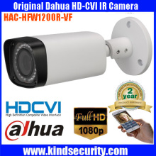 Dahua 2Megapixel 1080P Water-proof HDCVI IR-Bullet Camera HAC-HFW1200R-VF,2.7~12mm vari-focal lens camera