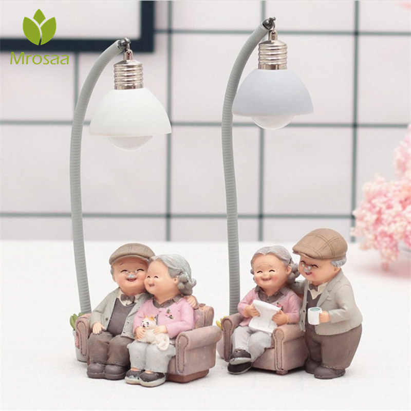 Night Light Ornaments Valentine Wedding