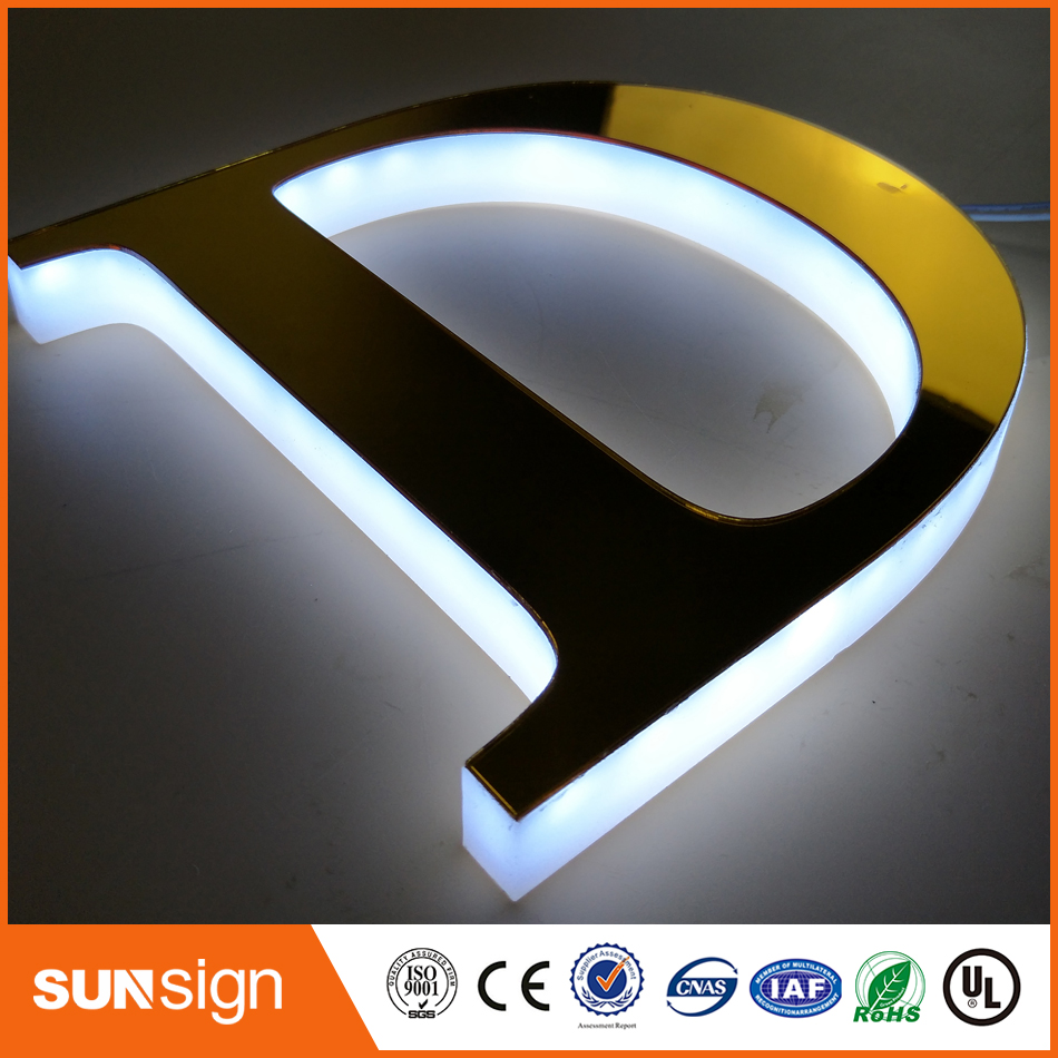 Wholesale Illuminated Sign Letters LED Letter Sign