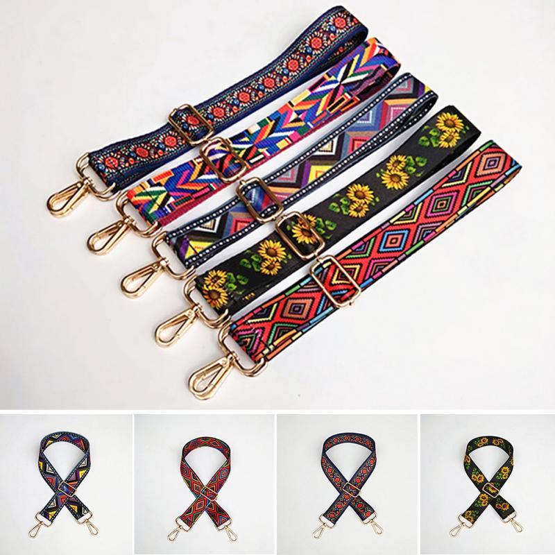 Bag Strap Handbag Belt Wide Shoulder Bag Strap Replacement Strap Accessory Bag Part Adjustable Belt For Bag 130Cm 20 130cm