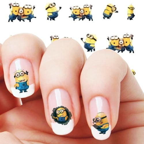 popular minion nail