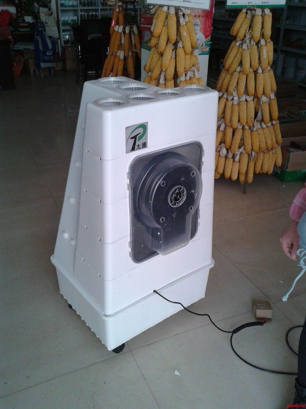Aéroponique pot avec minuterie de cycle BRUME AERO-POT cloner seau hydroponique équipement