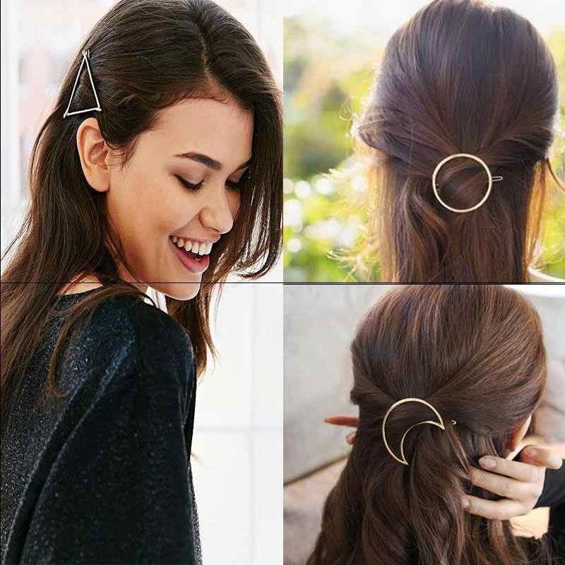 TK115 1 шт. Новая мода для женщин девочек шпильки девушки звезда зажим для волос сердце деликатные шпильки для волос украшения для волос ювелирные аксессуары