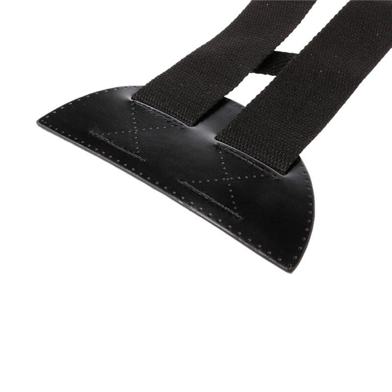DHL|Herren kobra Taktischer Verstellbarer Textil Gürtel 3.8cm Breite Schwarz