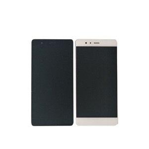 """Image 3 - 5.2 """"Originele Getest M & Sen Voor Huawei P9 Lcd scherm + Touch Panel Digitizer Met Frame Voor huawei P9 Display Vervanging"""