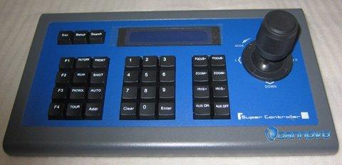 teclado para ptz cctv camera ptz