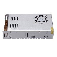 AC 110V 220V DC 24V 15A 360W power supply transformer switch for Led Strip
