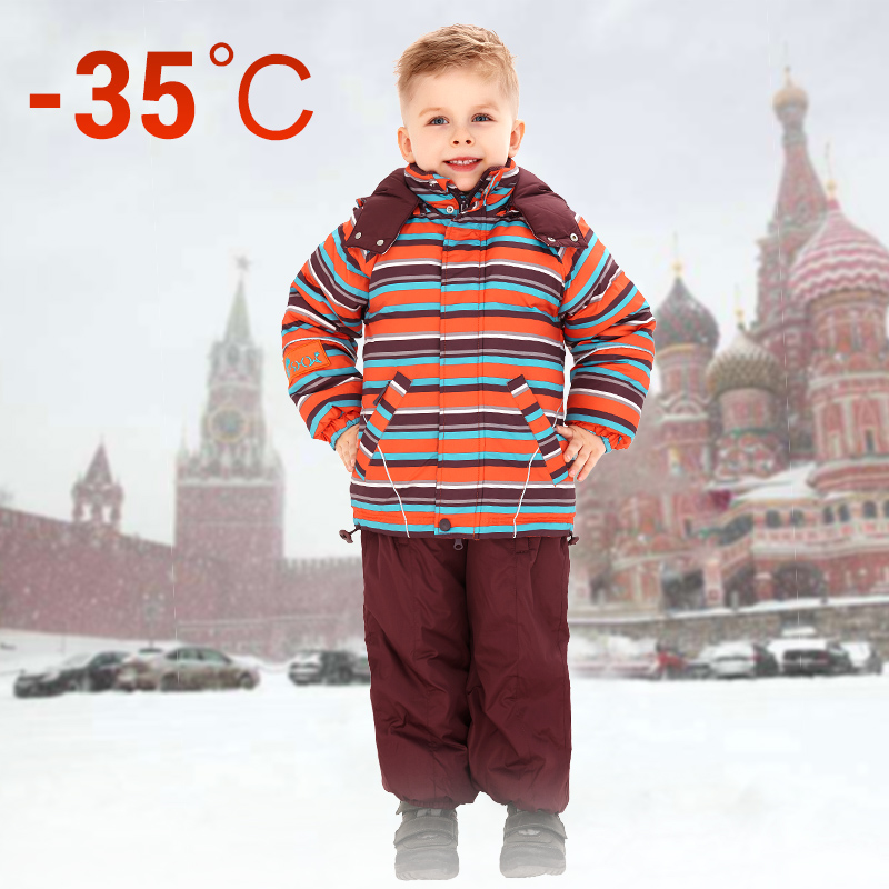 Childrens Clothing Boy And Girl Ski Suit Jacket Windproof Warm Thick Down Jacket Children / Coat + Trousers Free ShippingChildrens Clothing Boy And Girl Ski Suit Jacket Windproof Warm Thick Down Jacket Children / Coat + Trousers Free Shipping
