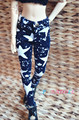 Sexy Slim Navy Star Jeans Pants for BJD 1/4 MSD,1/3 SD13/10,SD16,Large Girl Doll Clothes CWB52