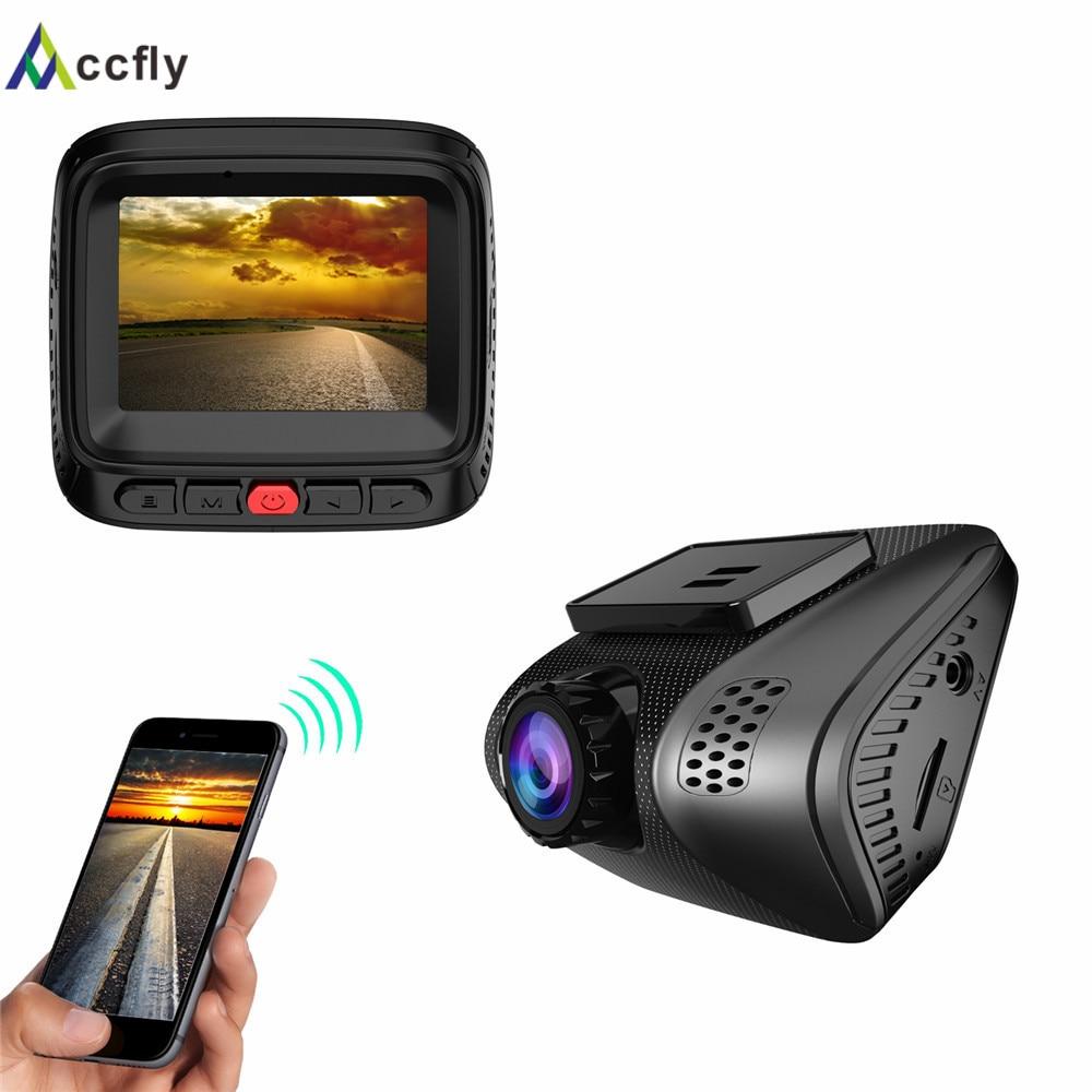 imágenes para WIFI DVR Coche Dvr Dash Cam registrator Cámara mini coche video recorder Novatek 96658 Full HD 1080 P Sony IMX323 170 grado