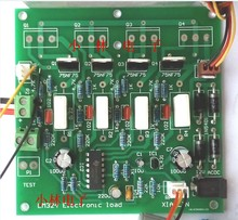 DIY LM324 Electronic Load Power 150W Simple Electronic Load Kit 72V2A / 15V10A