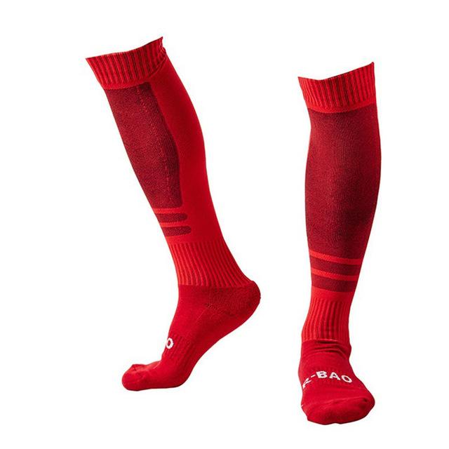 Cotton Men Sport Football Socks Soccer Sockings Outdoor White Running Basketball Socks