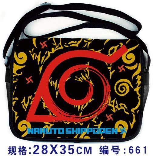 Shoulder-Bag NARUTO Fashion Women And COSPLAY Campus Anime Student Casual
