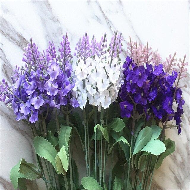 Lavendel Dekoration Tabelle Blumenarrangements Hochzeit Blume