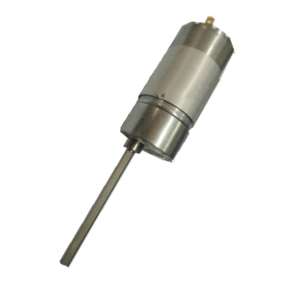37GB555 DC Gear Motor, Long-axis Smart Home Low Noise, High Torque Speed Motor
