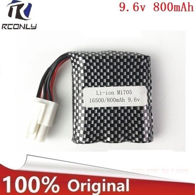 new version original factory 9 6v 800mah 15c el 6p li ion battery