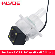 KLYDE Night Vision Car Rear View Reverse Parking Camera For Mercedes-Benz B-Class C-Class E-Class R-Class S-Class GLA GLK Smart