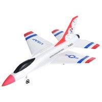 FX-823 2.4g 2ch rc avião planador de controle remoto avião ao ar livre voando aeronaves