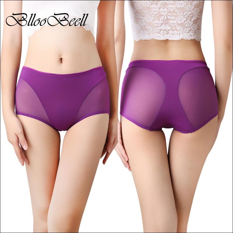 BllooBeell Дамско секси бельо Гащички Лятна дама издълбайте Дамски долни гащеризони за момичета Дантелени панталони Дамски панталон Размер L / XL