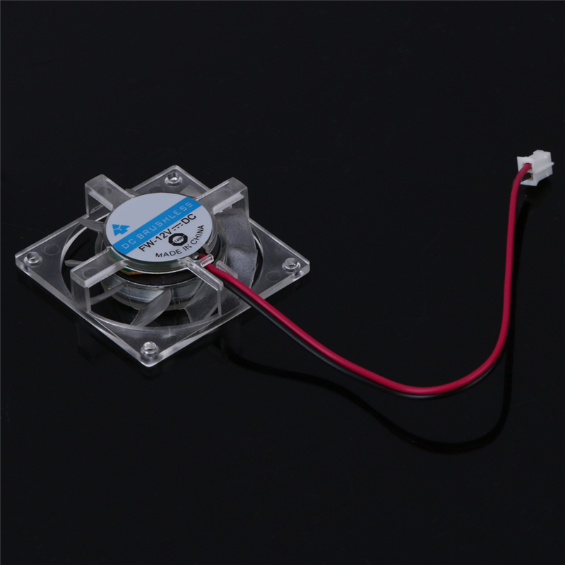 40x40mm Quadratische Grafik Vga Video Karte Cpu Kühlkörper Kühler Lüfter Auspuff Kleine Klimaanlage Geräte