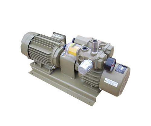 цена на Oil-free vacuum pump rotary vane pump / air pump / printer air pump WZB40-P-V-03 3-phase power AC380V 50HZ