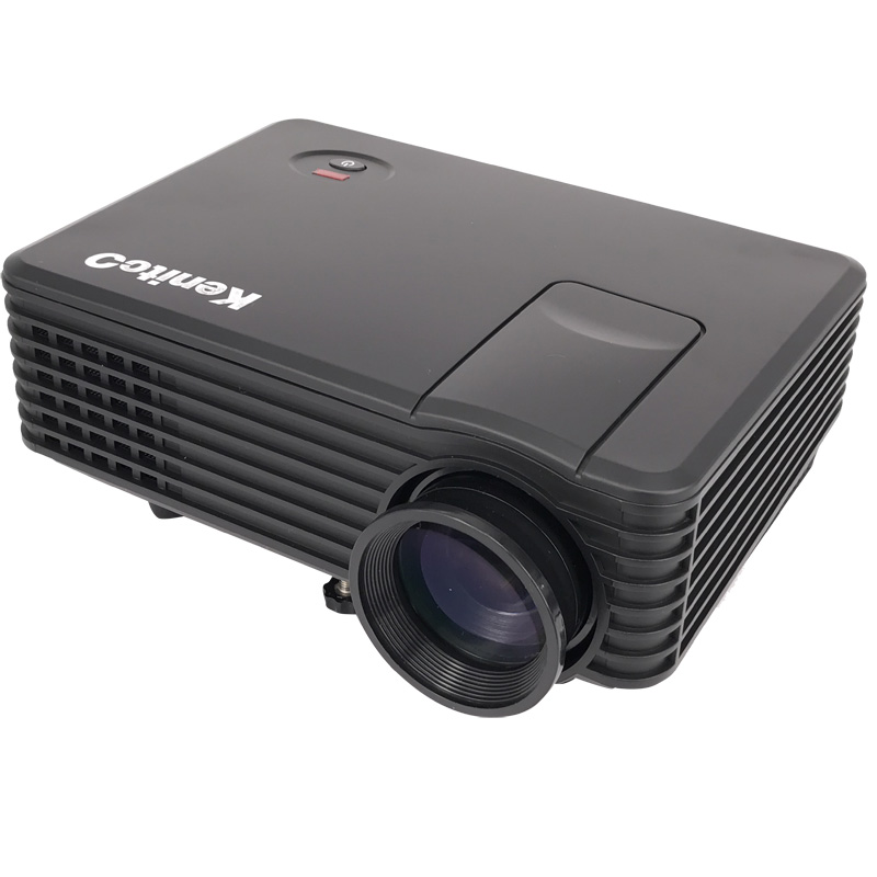 Mini 1080p Full Hd Led Projector Home Theater Cinema 3d: Small 80L+HD 1080P Mini Projector Mini Led Projector Home