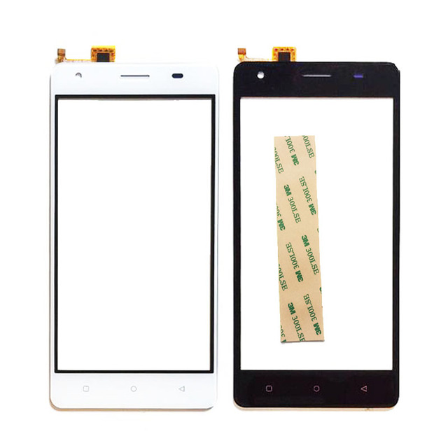 Front Glass Lens For Oukitel C5 pro Touch Screen Touch Panel Sensor Digitizer Replacement Touchscreen +3m Sticker