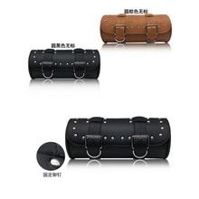 Brand Motorcycle Front Toolkit Bag Saddle Cruiser font b Tool b font Luggage Tail Bags Moto